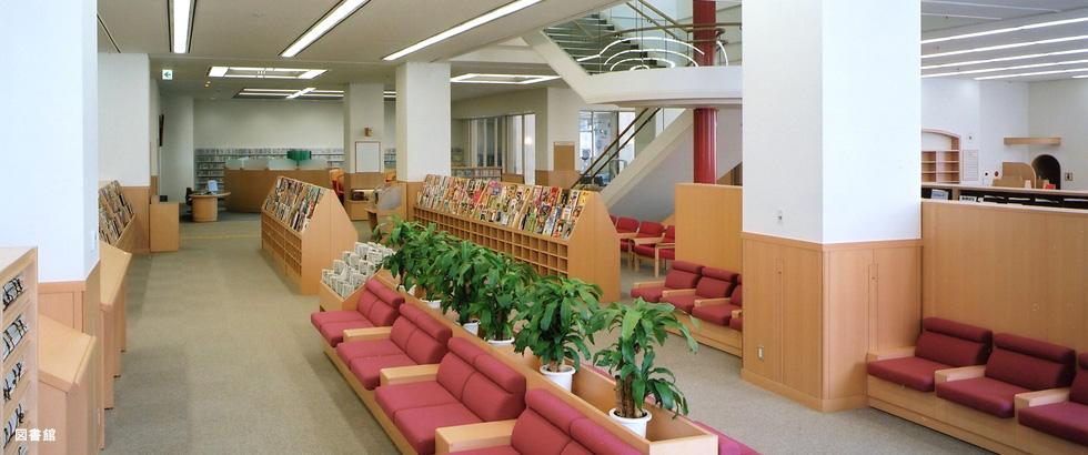 図書館 河内長野